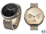 Moto 360 1st gen Gold Edition Brand New See Inside