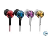 REMAX RM-575 Stainless Steel High Quality Earphone