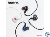 REMAX RM-S1 In-ear Sport Hanging Earphone Headset With Mic