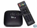 TX2 Android SMART TV BOX 2GB 16GB