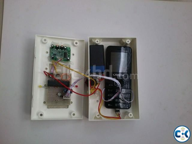 Gsm Home Security | ClickBD large image 1
