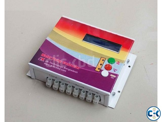 Digital Pump Controller With LCD  | ClickBD large image 3