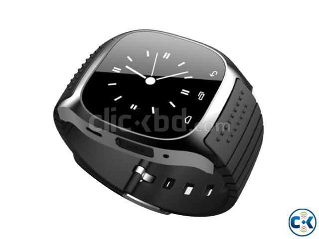 M26 Bluetooth Smart Mobile Watch | ClickBD large image 1