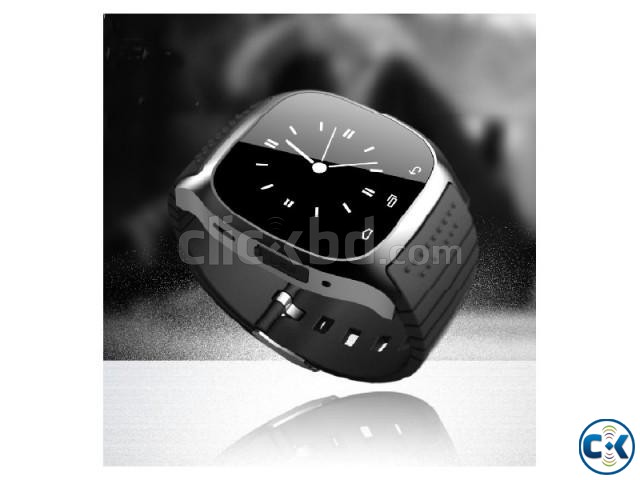M26 Bluetooth Smart Mobile Watch | ClickBD large image 2