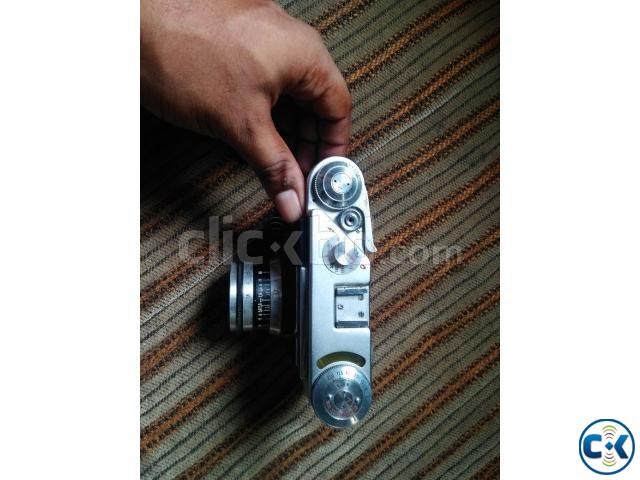 Fully Working vintage rangefinder film camera | ClickBD large image 0
