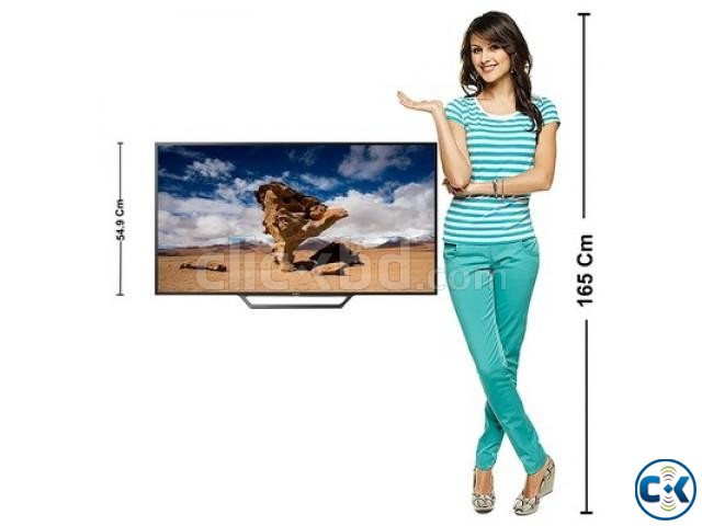 INTERNET SONY 40W652D FULL HD TV | ClickBD large image 1