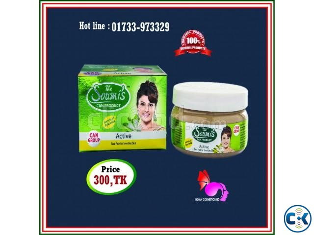 The Soumis Can Active Face Pack   ClickBD