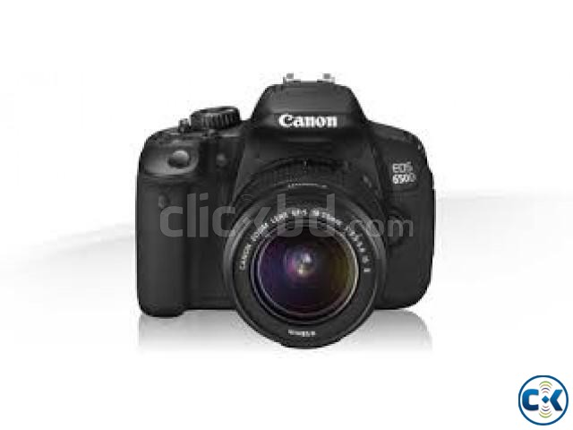 Canon EOS 650D | ClickBD large image 0