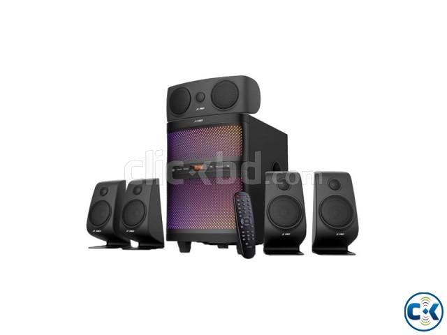F D F5060X Bluetooth NFC 5.1 Home Audio Multimedia Speaker | ClickBD large image 2