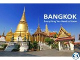 Dhaka to Bangkok Tour Package