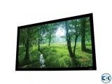 Wall and Ceiling Projection Screen 70 x 70