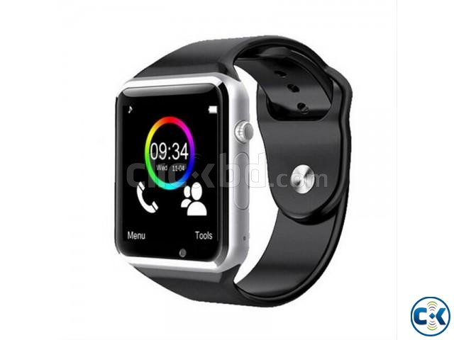 Apple A1 smart watch sim suported | ClickBD large image 0
