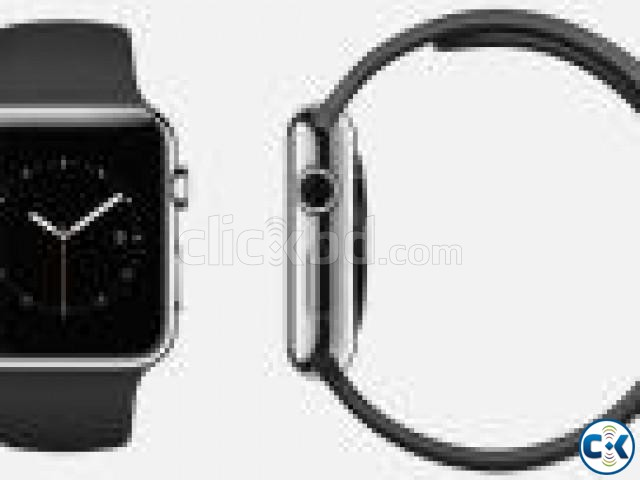 Apple A1 smart watch sim suported | ClickBD large image 2