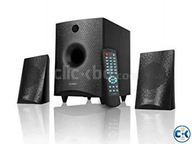 F D F210X 2.1 Multimedia USB FM Bluetooth 4.0 Speaker | ClickBD large image 1