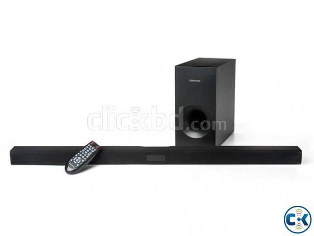 SAMSUNG HW-J355 Wireless Soundbar 120W | ClickBD large image 0