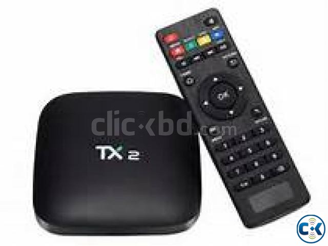 TX2 Android SMART TV BOX 2GB 16GB | ClickBD large image 1