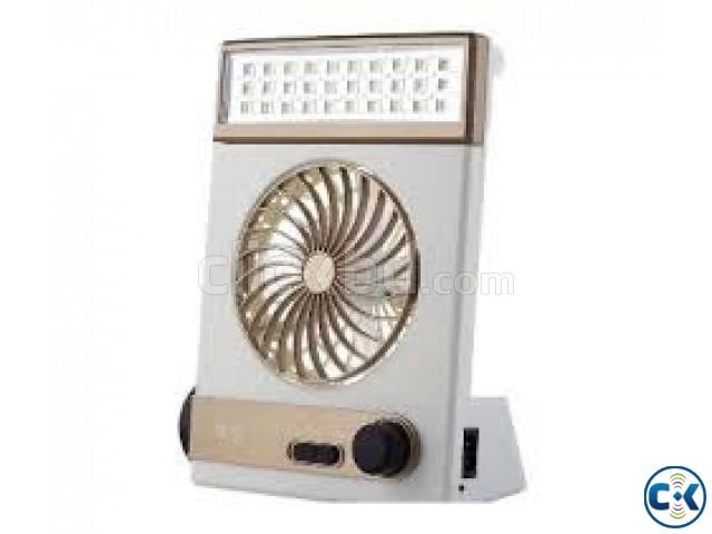 4 in 1 Fan LED Light | ClickBD large image 1