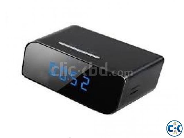 Wifi Digital Clock Camera FULL HD | ClickBD large image 1