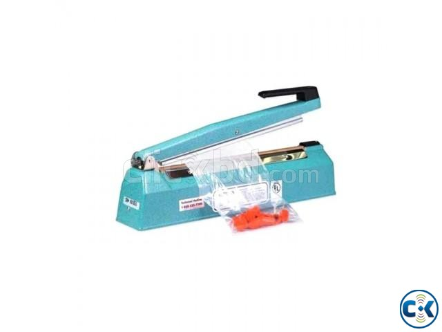 Manual Bag Sealer 8 Inch | ClickBD large image 0