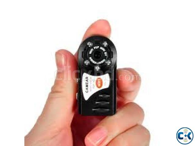 Q7B mini Night Vision Wireless HD Wifi IP Camera   ClickBD large image 0