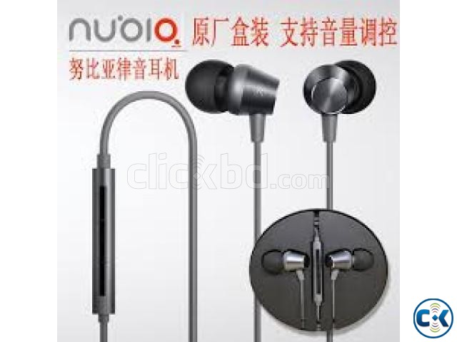 Nubia Original headphone | ClickBD large image 1