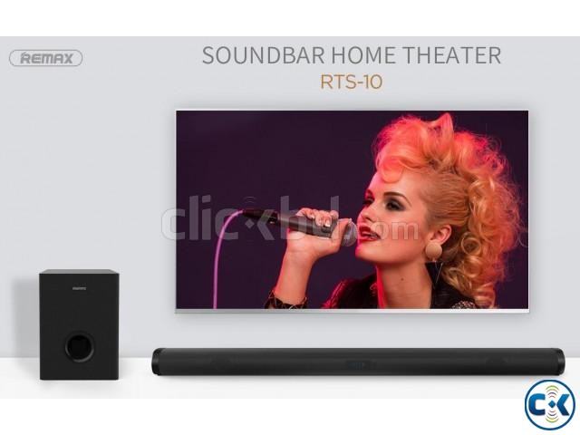 REMAX Soundbar Home Theater RTS-10 | ClickBD large image 0