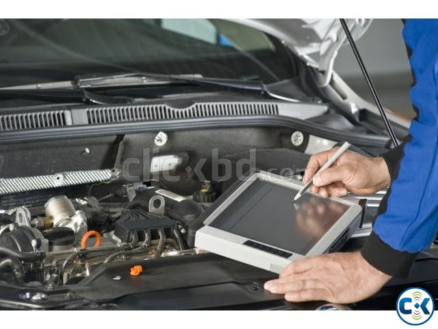 Automobile repair and overhaul. | ClickBD large image 0