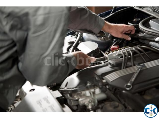 Automobile repair and overhaul. | ClickBD large image 1