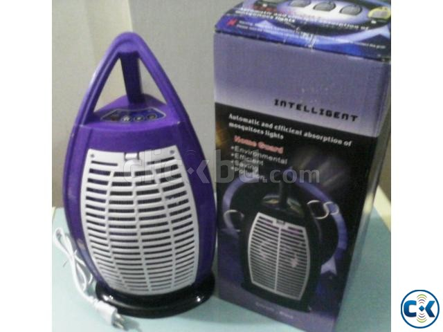 2-in-1 Mosquito Killer Air Cleaner | ClickBD large image 0