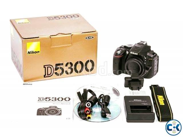 Nikon D5300 with AF-P 18-55mm VR | ClickBD large image 0