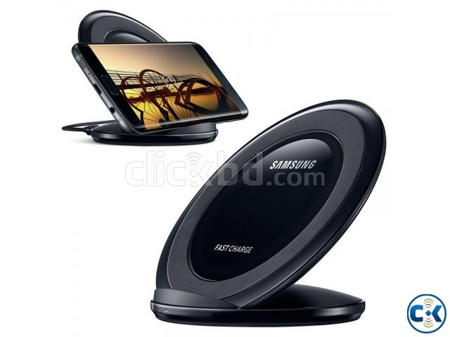 Samsung Wireless Charger Pad Fast Charging | ClickBD large image 0