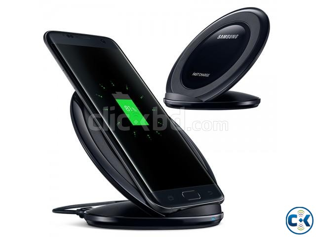 Samsung Wireless Charger Pad Fast Charging | ClickBD large image 3