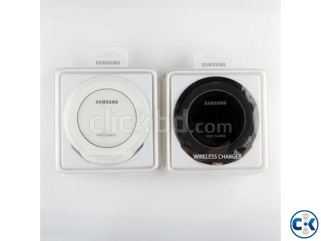 Samsung Wireless Charger Pad Fast Charging | ClickBD large image 4