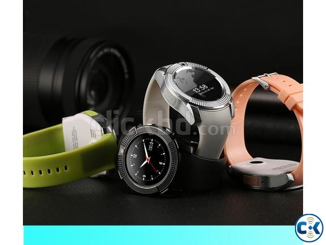 Smart Watch V8 | ClickBD large image 3