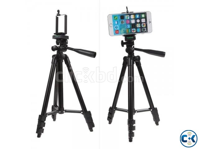 Tripod - 3120 Camera Stand and Mobile Stand - | ClickBD large image 0