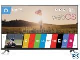 LG UF640T 49'' IPS Panel Triple XD Engine Smart 4K TV