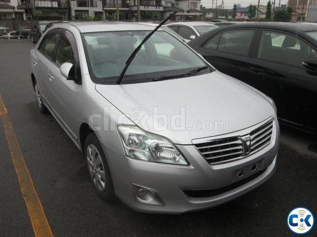 TOYOTA PREMIO GREEN SELECTION SILVER | ClickBD large image 0