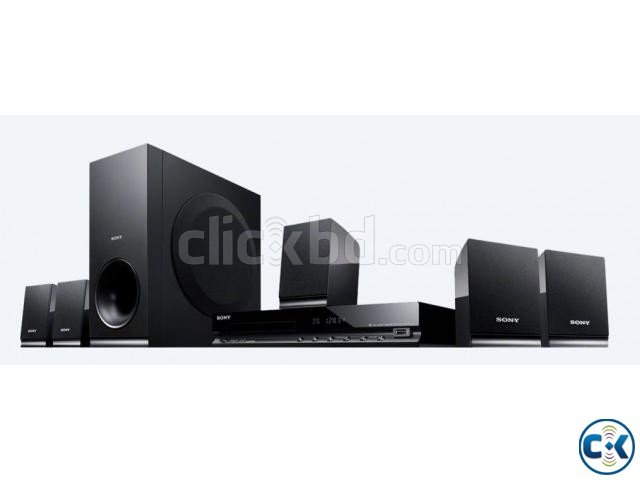 SONY HOME THEATER SYSTEM TZ140 WITH DVD PLAYER 300 WATT | ClickBD large image 1