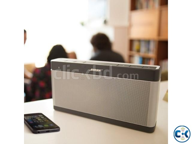 Bose SoundLink III Bluetooth Speaker | ClickBD large image 0
