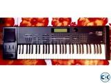 Roland Xp-60 Hard case commercial tone