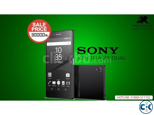 Sony Xperia Z5 Dual Brand New Intact  | ClickBD large image 0