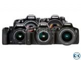 Canon EOS 650D Dslar