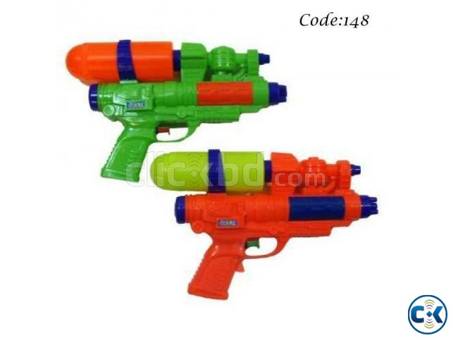 Baby Water Pistol Toy 1pc | ClickBD large image 0