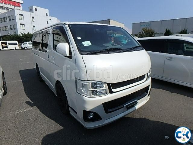HIACE SUPER GL With SUNROOF | ClickBD large image 0