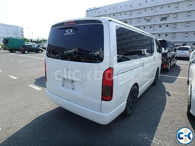 HIACE SUPER GL With SUNROOF | ClickBD large image 1