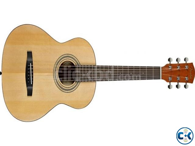 Fender MA-1 3 4 Steel String With Gator Hard Hard-Shell Wood | ClickBD large image 0