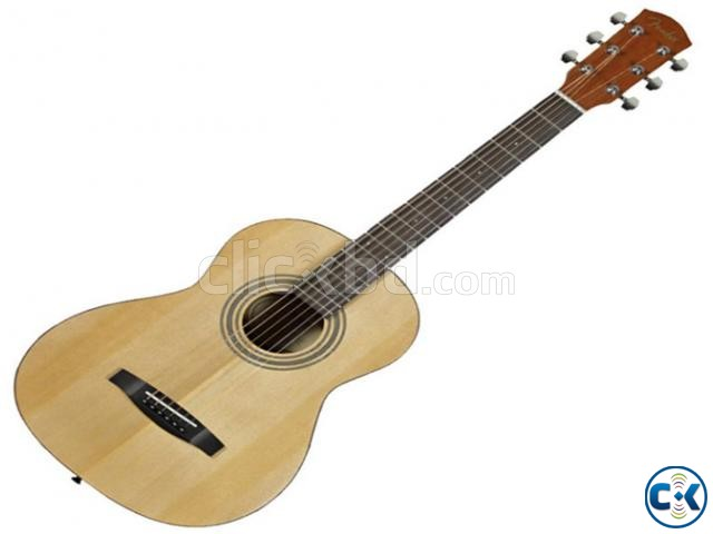 Fender MA-1 3 4 Steel String With Gator Hard Hard-Shell Wood | ClickBD large image 2