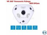 VR CCTV IP Camera 360°