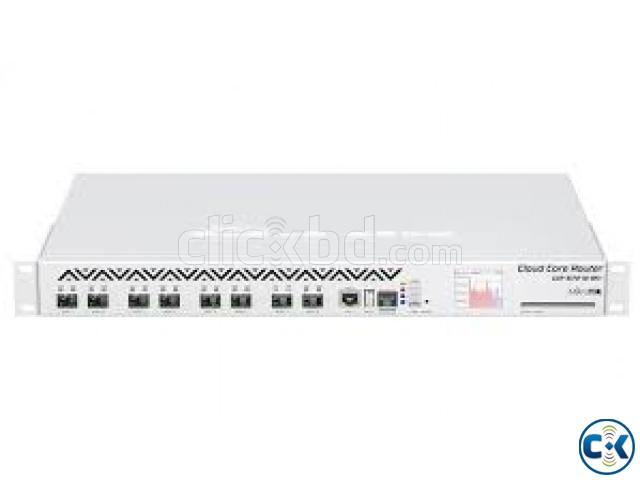 MikroTik Cloud Core Router 1072-1G-8S  | ClickBD large image 2