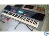 Japan Casio WK-1200 Piano 73 Keys